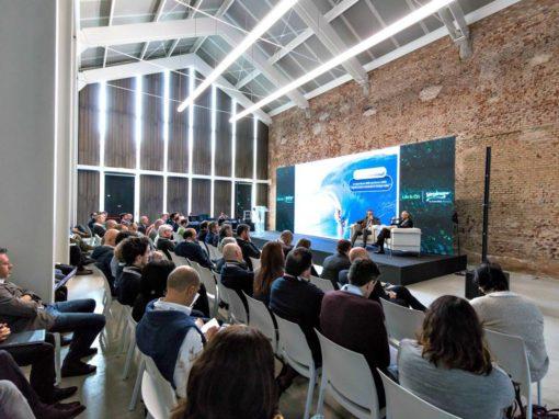 Allestimento audiovisivo Museo della Scienza e Tecnica Milano