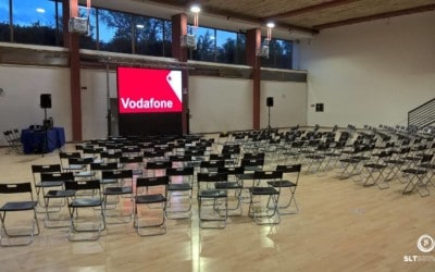 Meeting Vodafone